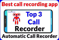 Best call recording app for android | automatic call record