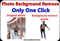 1 Click me photo background remove kaise kare