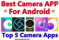 2021 Full hd camera app | bright camera app for android