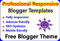 2021 Top 5 adsense responsive blogger template