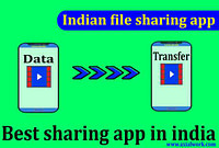 2021 Indian file sharing app | best sharing app in india