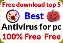 Free download top 5 best antivirus for pc in india
