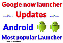 Google now launcher updates in 2020   most popular launcher