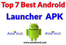Top 7 android best launcher app in hindi