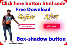 Click here button html code download | glow button css