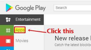 google new app launch