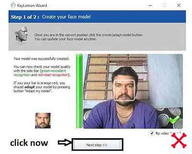 PC me face lock kaise lagaye  voice & face unluck your pc
