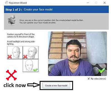PC me face lock kaise lagaye