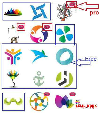 Mobile me logo kaise banayerk- Free create WhatsApp logo png