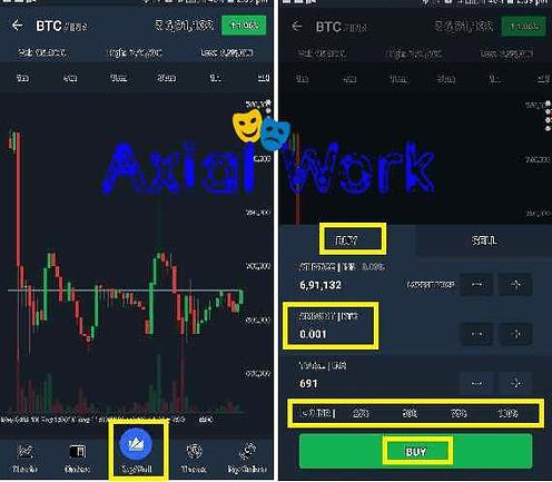 How buy bitcoin in wazirx exchange