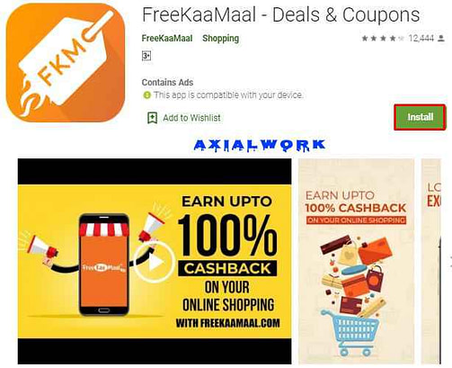 cash back apps in india