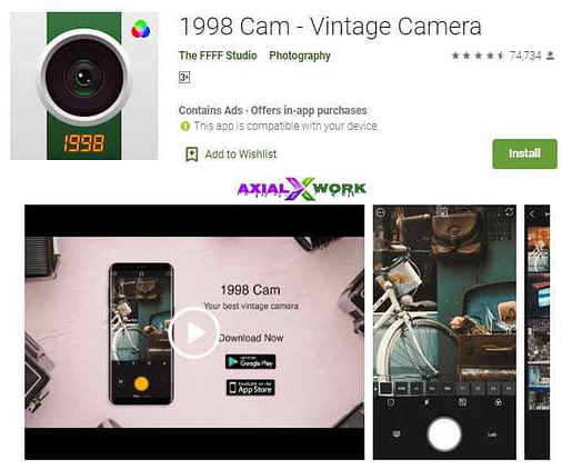 Best camera app for android free download
