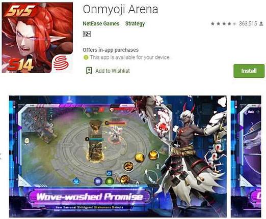 Onmyoji Arena – Best mobile moba game