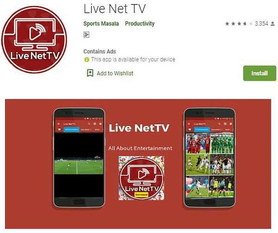 LiveNet TV thoptv alternative