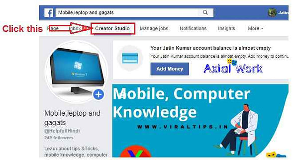 How to delete post from facebook - Facebook page all post delete