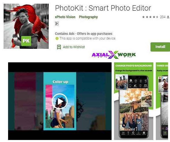 best photo editor app android 2020