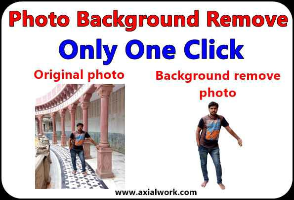 Photo background remove kaise kare