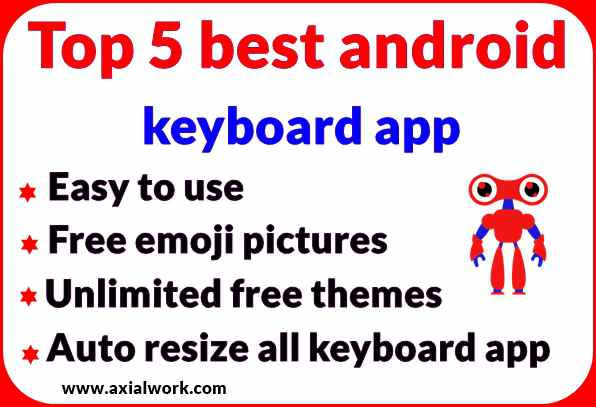 best keyboard app for android