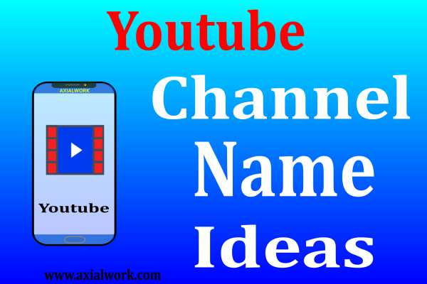 Youtube channel name ideas in hindi