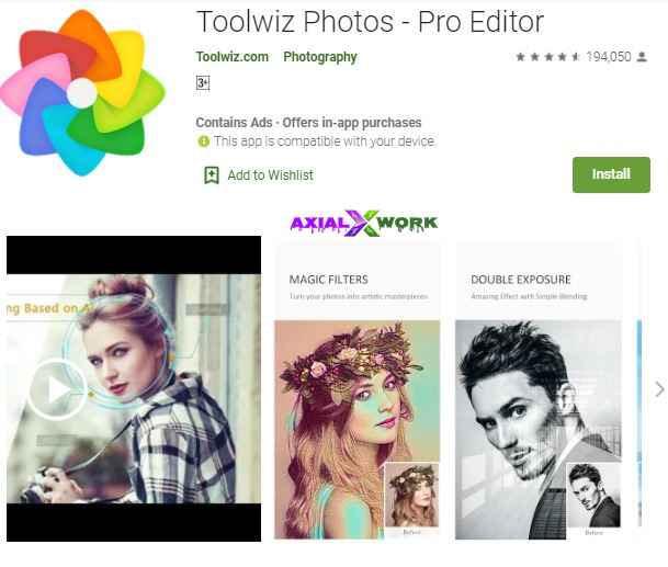 Toolwiz photos best photo editing apps