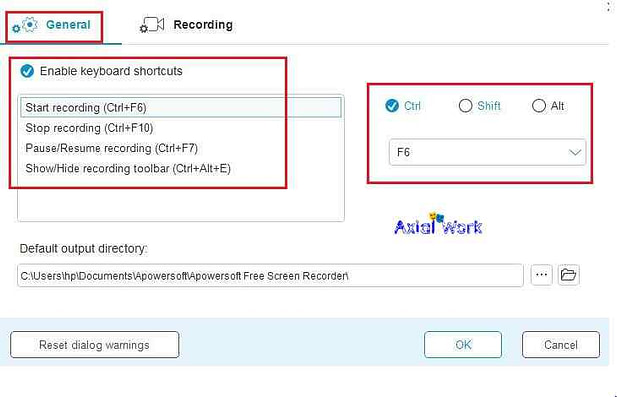 How to use apowersoft screen recorder