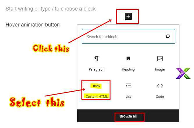 download Css Button Hover Effects