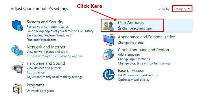 Computer Me Password Kaise Dale
